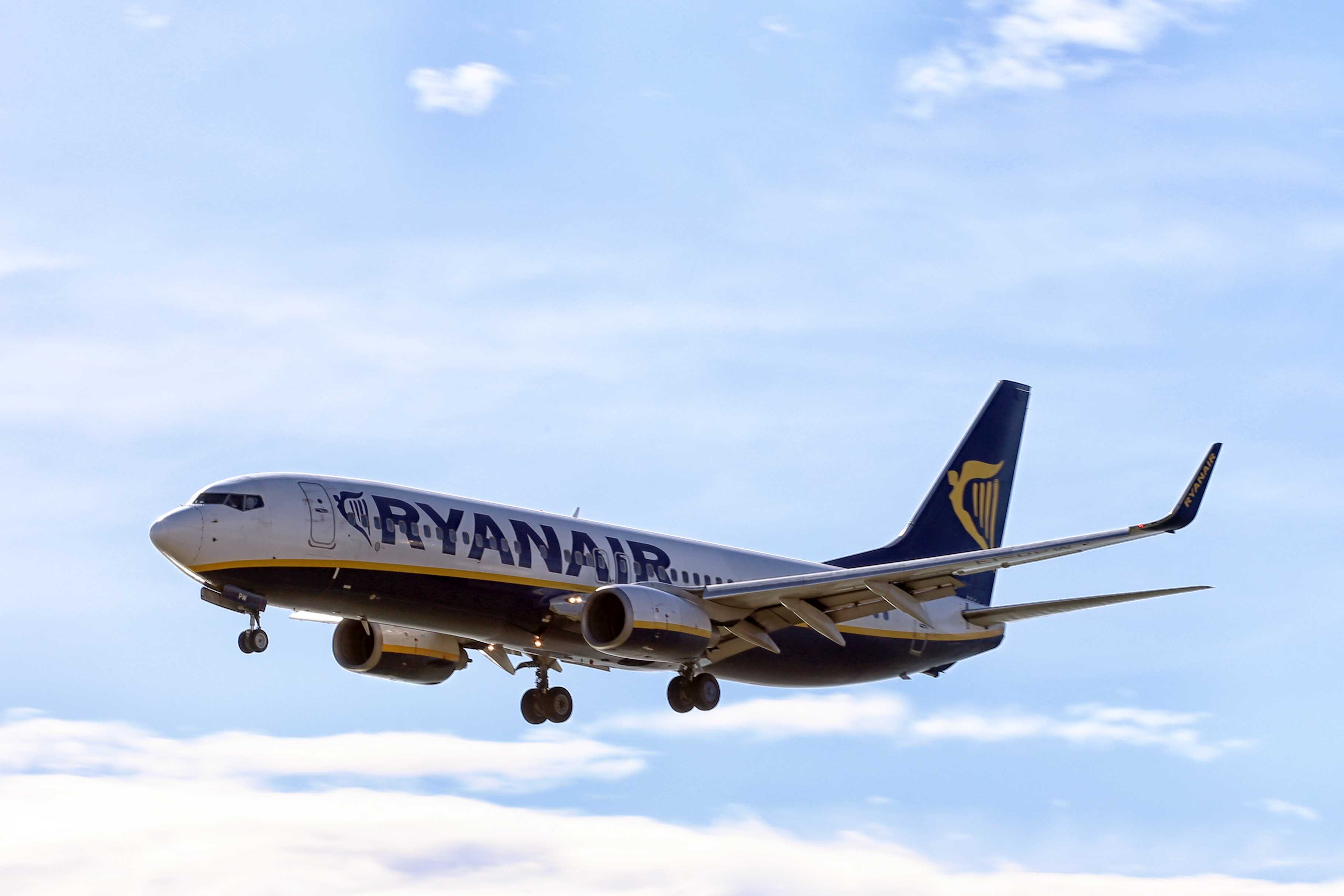 Photo Ryanair Tim Reckmann